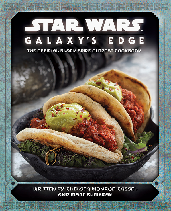 Galaxy's Edge Black Spire Cookbook Cover