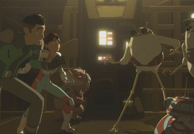 Star Wars Resistance – From Beneath Review
