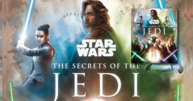The Secrets of the Jedi Book Review