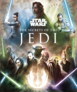 Secrets of the Jedi Book Cover