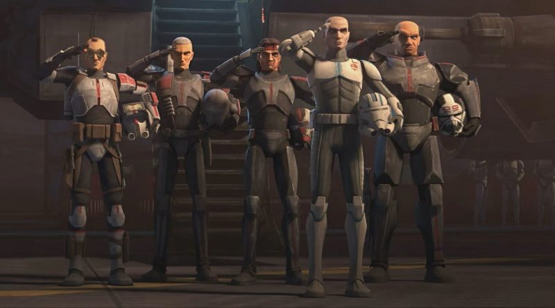 Hyperspace Theories: The Clone Wars Season 7 – The Bad Batch