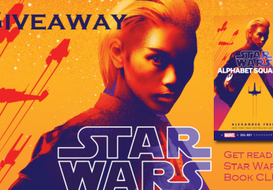 Get Ready for Star Wars Book Club – GIVEAWAY!