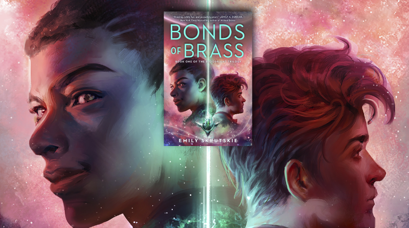 Bonds of Brass Review on FANgirl