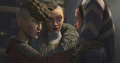 Hyperspace Theories: The Clone Wars Season 7 – Ahsoka and the Martez Sisters