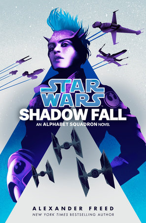 Book Cover of Star Wars Shadow Fall