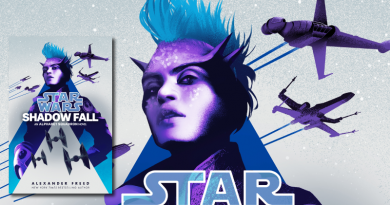 Star Wars Shadow Fall Book Review on FANgirl