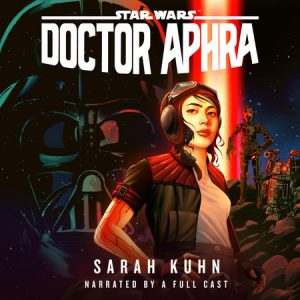 Doctor Aphra Audiobook Cover