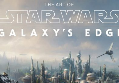 REVIEW: The Art of Star Wars: Galaxy's Edge