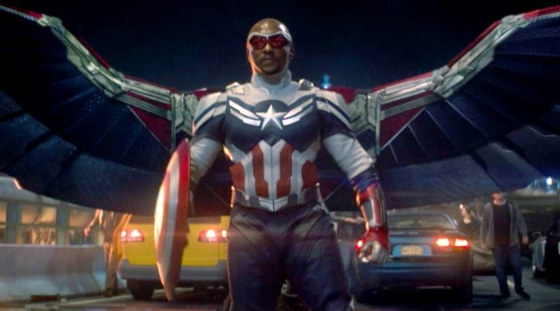 Fangirls Going Rogue Soar With A New Captain America