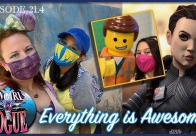 Everything is Awesome from Fangirls Going Rogue