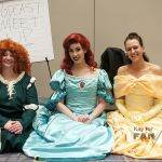 Disney Princesses at C2E2