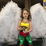 Hawkgirl at C2E2