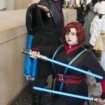 Jedi Black Widow at C2E2
