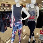 Captain America activewear from Her Universe