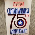 Her Universe Marvel Captain America Hang Tag