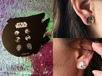 Star Wars Earrings from Love and Madness