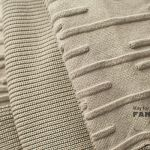 Rey Sweater Texture Detail
