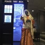 Extremis Monk | Doctor Who