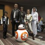 A Star Wars Family - Check out BB-8