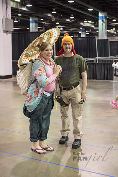 After seeing Star Wars she wanted to be Princess Leia Han Solo and an astronaut. A voice actor photographer and artist who also consults ...  sc 1 st  FANgirl Blog & Wizard World 2015 Cosplay u0026 Costume Contest Highlights u2013 FANgirl Blog