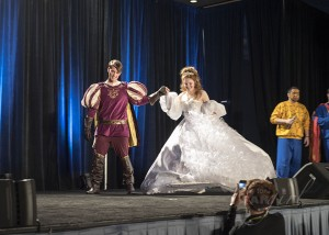 Enchanted at Wizard World Costume Contest 2015