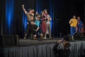 Legend of Korra Wizard Wolrld 15 Costume Contest