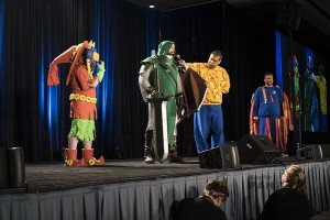 Legend of Zelda Wizard World Costume Contest 2015