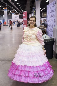 Kaylee from Firefly at Wizard World 2015